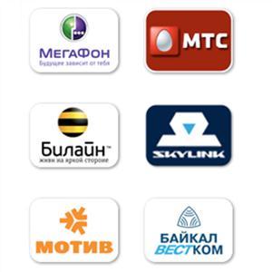 Операторы сотовой связи Кожыма