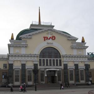 Железнодорожные вокзалы Кожыма